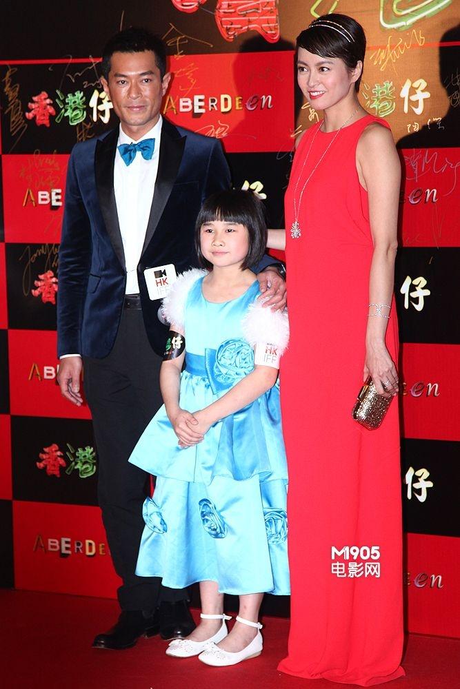 香港电影节变古天乐专场 还是老面孔再闹新人荒