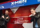 《X战警》大手笔英国包列车宣传 麦卡沃伊揭幕