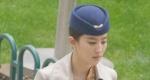 刘亦菲《露水红颜》上演制服诱惑 空姐造型遭围观