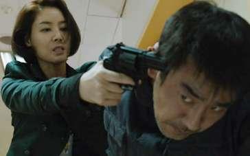 《标靶》角色预告 刘俊相、金圣玲变身冷峻刑警