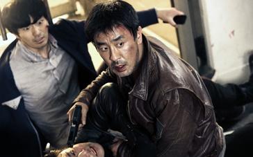 《标靶》角色预告 柳承龙、李真旭上演危险36小时