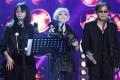 影人共赴导演协会表彰盛宴 香港导演变歌手玩乐队