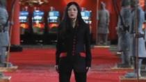 《尖峰时刻2》打斗片段 冷血章子怡对决黑人警探