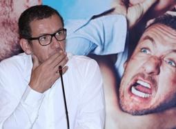 法国影星丹尼·伯恩畅聊喜剧人生 期待与葛优会面