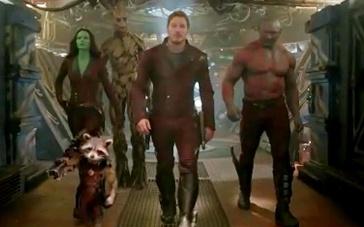 《银河护卫队》故事特辑 混搭超能小伙伴无所畏惧