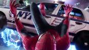 《超凡蜘蛛侠2》中文IMAX特辑 腾空飞翔震撼体验