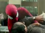 《超凡蜘蛛侠2》特辑 加菲尔德重披战袍使命上身