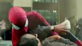 《超凡蜘蛛侠2》中文拍摄特辑 加菲尔德重披战袍