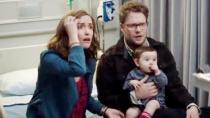 《邻居大战》中文片段 婴儿宝贝食脏东西制造慌乱