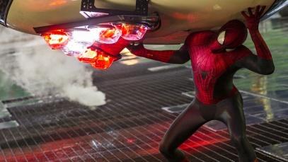 《超凡蜘蛛侠2》影评:打架比打啵更容易高潮