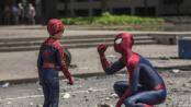 《超凡蜘蛛侠2》曝制作花絮 揭IMAX效果制作细节