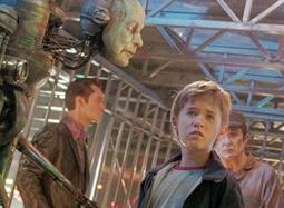 """19期:《人工智能》特效盛宴 包贝尔示范""""不眨眼"""""""