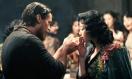 《金陵十三钗》片段 倪妮英语流利与贝尔飙演技