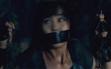 《虐面人》再度曝光30秒预告片 死灵出没尖叫升级