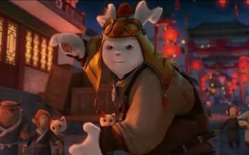 《兔侠传奇2》首发国际预告 中国3D动画突袭戛纳