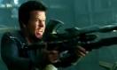 《变形金刚4》国际中文预告 沃尔伯格火拼霸天虎