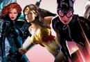 当漫画搬上银幕 盘点漫威、DC中性感美艳女英雄