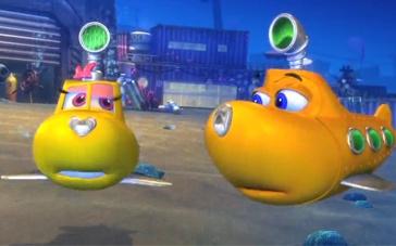 《潜艇总动员4》发布终极预告 上演3D海底大冒险