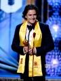 奥兰多·布鲁姆获得全球最佳男演员奖