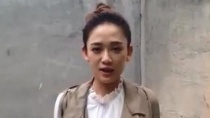 """《激浪青春》问候视频 陈乔恩号召影院""""相见"""""""