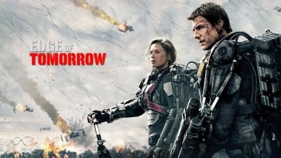 《明日边缘》影评:在电影里体验游戏的快感