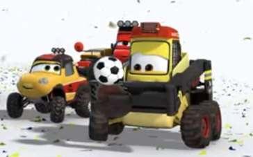 《飞机总动员2》日版预告 卡车传球致敬世界杯