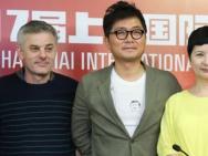 亚洲新人奖评委见面会 姜帝圭望中韩电影多交流