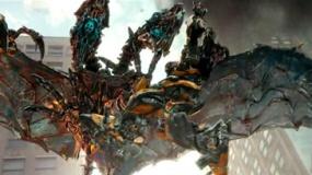 《变形金刚4》中文特辑 IMAX摄影机捕捉劲爆场景