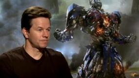 《变形金刚4》中文访谈 沃尔伯格希望参演续集