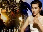 《变形金刚4》中文访谈 李冰冰:图齐是好男人