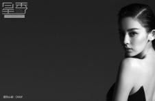 【星·秀独家写真】娜扎:黑白光影下的百变精灵