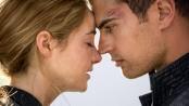 《分歧者》激情戏片段 性感谢琳与肌肉男缠绵舌吻