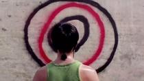 《少林足球》精彩片段 周星驰练习射门百步穿杨