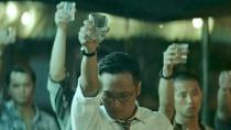《无间道2》经典片段 倪永孝悲情悼念亡父