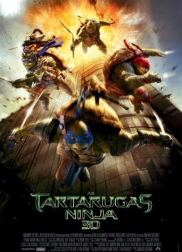 《忍者神龟:变种时代》下水道英雄归来
