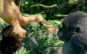《丛林之王》儿童版宣传片 丛林生活刺激如游戏