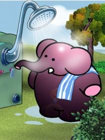 小鼠和大象的创意