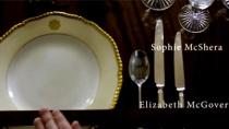 《唐顿庄园》片头 考究物件展英国上流社会生活