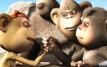 《动物也疯狂》中文预告  萌兽冒险团开启旅程
