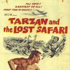 泰山和迷失的游猎者