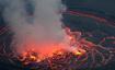 俄夫妇冒险爬刚果3000米火山 拍壮丽熔岩湖景象