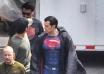 《蝙蝠侠大战超人》最新片场照 超人惊现新扮相