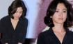 宋慧乔为逃税事件道歉 宣传《忐忑人生》面无笑容