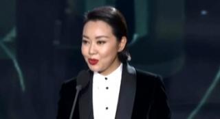 闫妮揭特别奖 《白日焰火》《索道医生》均获奖