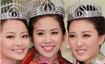 2014年度香港小姐冠亚军出炉 邵珮诗夺冠成赢家