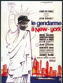 警察在纽约