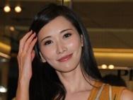 林志玲深V艳裙露事业线 专心等爱称40岁单身怕了