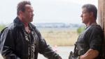 《敢死队3》双雄特辑 史泰龙、施瓦辛格火爆对决