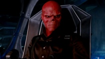 《美国队长》精彩片段 失控战机美队决战红骷髅