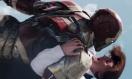 《钢铁侠3》经典片段 钢铁侠高空拯救坠机众乘客